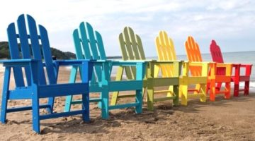 Adirondack Beach Chairs – The Perfect Summer Chairs
