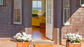 Mellow Yellow Nantucket Cottage by Donna Elle Seaside Living