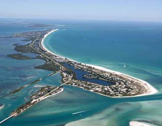 Gasparilla Island Aerial Photo