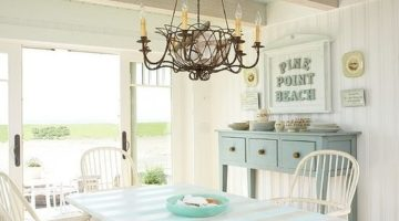 Eternal Summer in a Maine Beach Cottage by Tracey Rapisardi