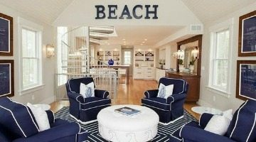 Beach Design Idea with a Modern Edge