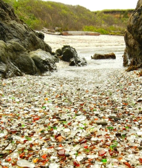 Sea Glass Beach Fort Bragg CA