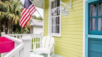 Blissful Tybee Island Beach Cottages