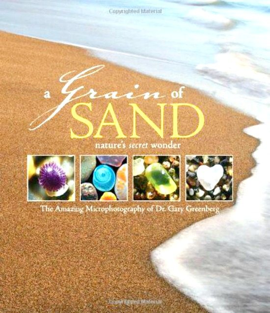 Grains of Sand Book