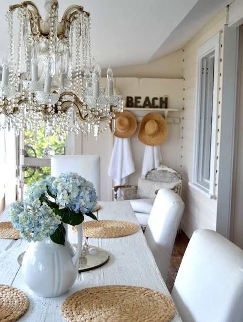 Beach Cottage Susie Holt Shabby Chic