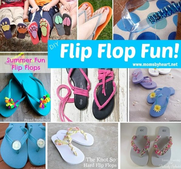 DIY Flip Flop Ideas