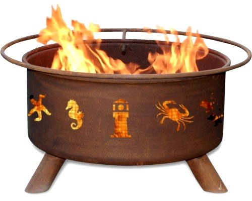 Atlantic Coast Fire Pit Patina Products