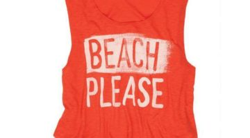 Beach Please Women's Tank Shirt