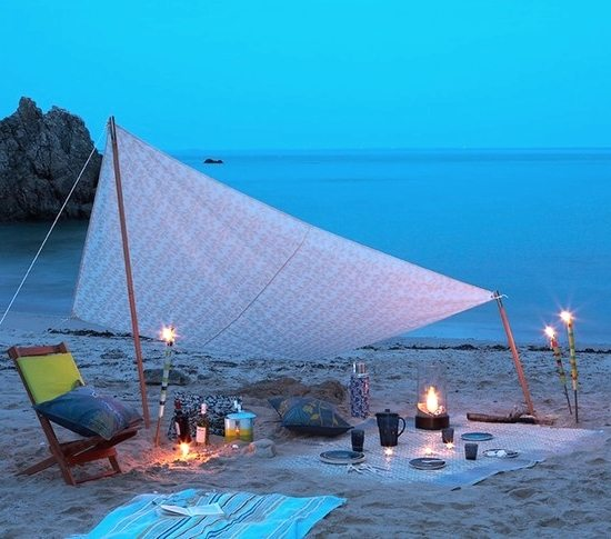 19 Fabulous Beach Picnic Ideas Bliss Living