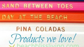 Pencils for the Beach Obsessed