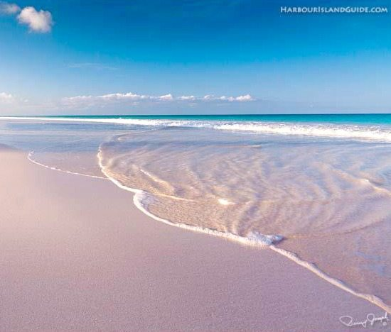 Best unique beaches in the world beach bliss living for Bahamas pink sand beaches