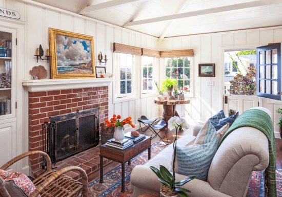 Tiny Laguna Beach Cottage that\'s Big in Charm - Beach Bliss Living