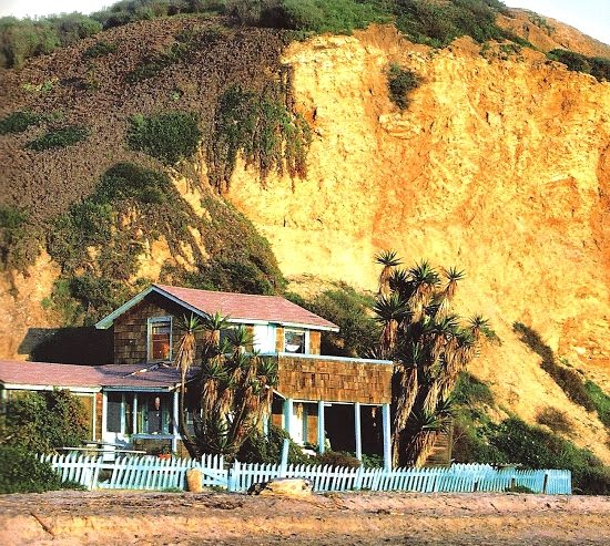 Crystal Cove Cottage from the Movie Beaches