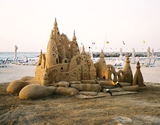 The Most Amazing Sand Castles Amp Funny Sand Sculptures