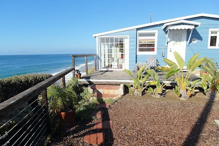 Crystal Cove Historic Beach Cottage Rental