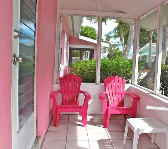 Pink Beach Cottage Sanibel