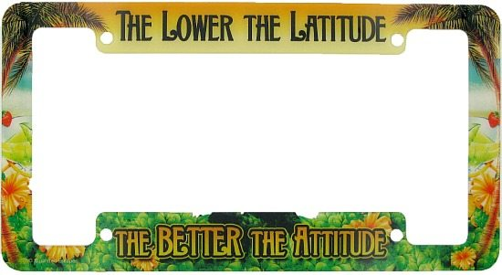 The Lower the Attitude the Better the Attitude