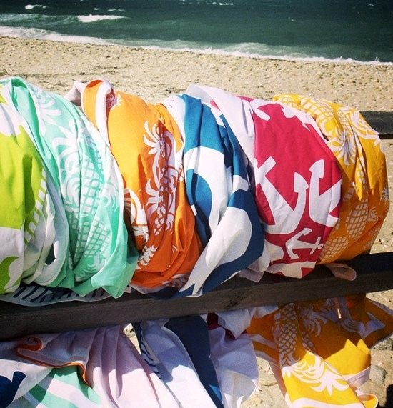 Thin Beach Blanket Sheet