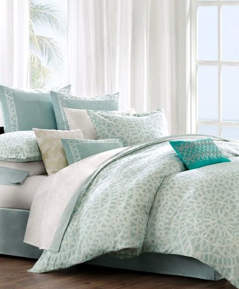 Beach Bedding Collections Slip Away To The Soothing