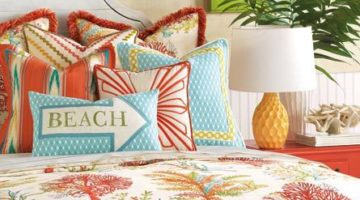 Beach Bedding Collections -Slip Away to the Soothing Shoreline