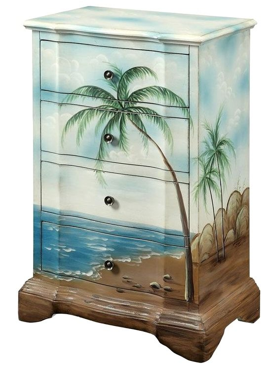 7 Beachy Styled Dressers and Chests - Beach Bliss Living