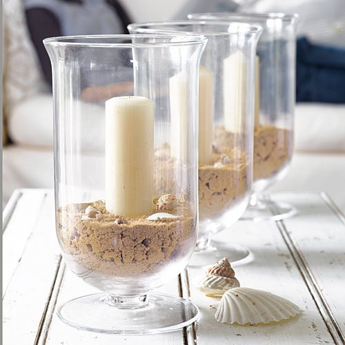The Perfect Candle Holders For Beachcombers Beach Bliss Living