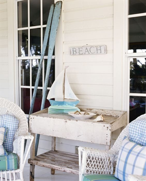 Marvelous Shabby Chic Beach Decor Ideas For Your Beach Cottage Largest Home Design Picture Inspirations Pitcheantrous