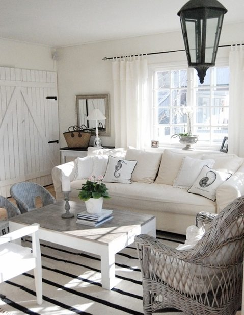 Shabby Chic Beach Decor Ideas For Your Cottage