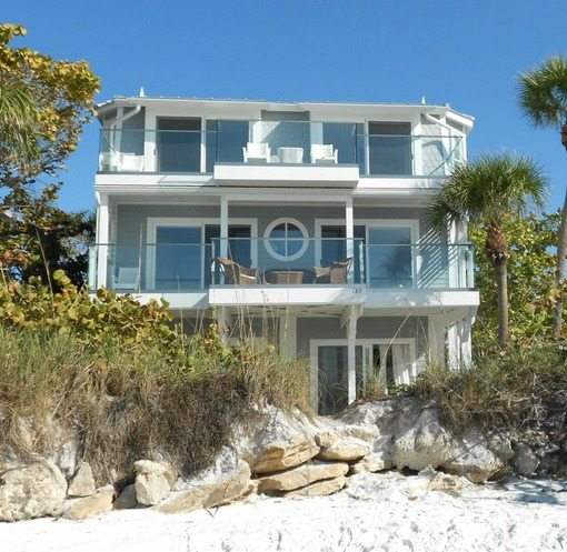 Florida Beach Cottage After Remodel Picture