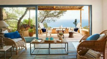 Simple Mediterranean Style Island Living on Tranquil Formentera