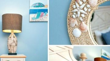 The Love for the Beach is in the Artistic Details -Bedrooms by In Design Interiors