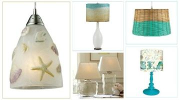 The Perfect Lamps for Beach Bliss Living