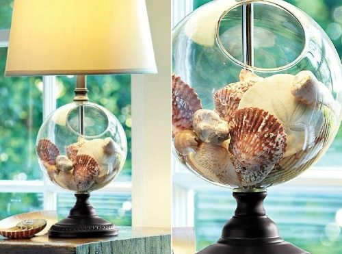 Bowl Collector Lamp