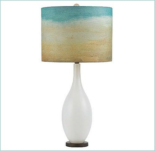 Sand and Sea Lamp