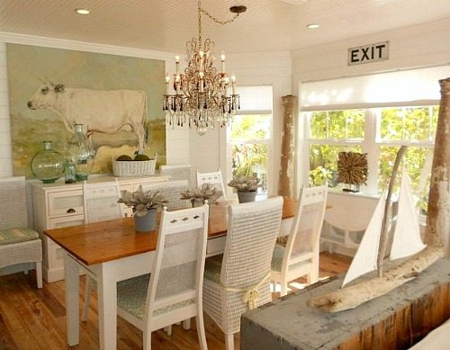 Artist Beach Cottage in Florida