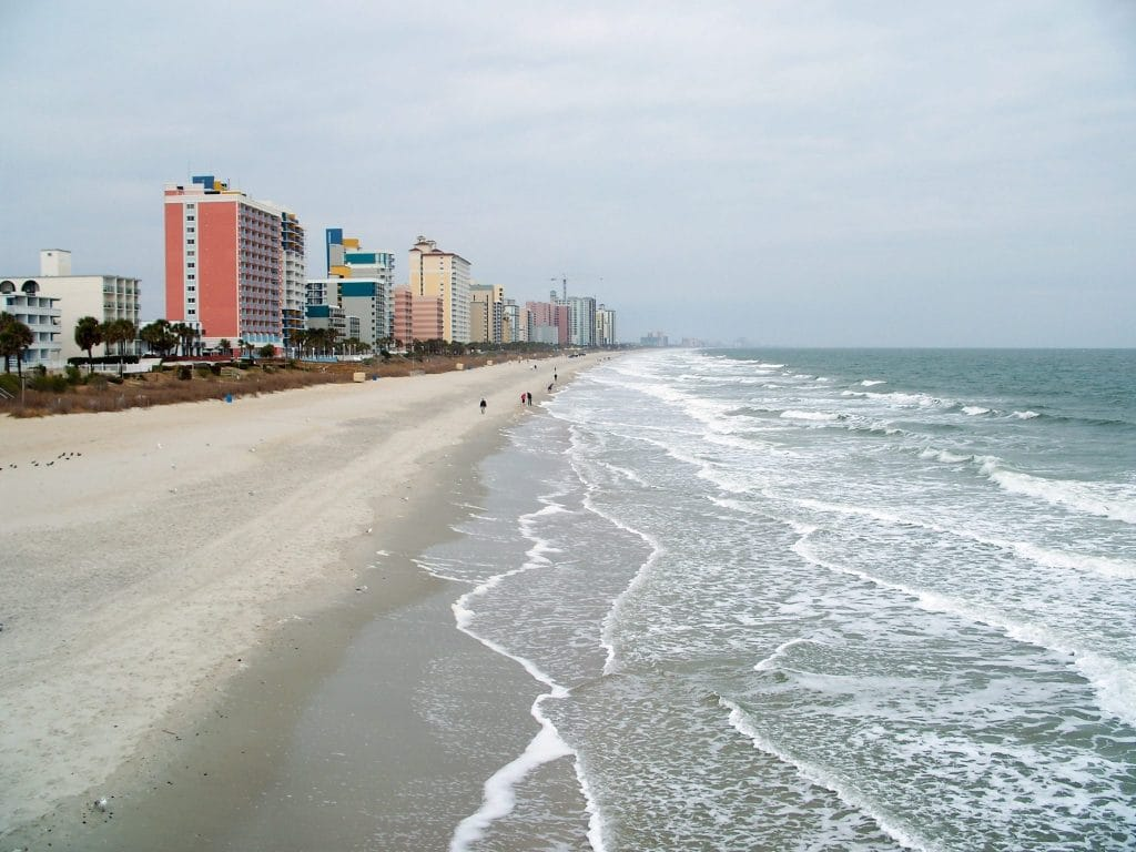 Your Guide To The Longest Beaches In The US