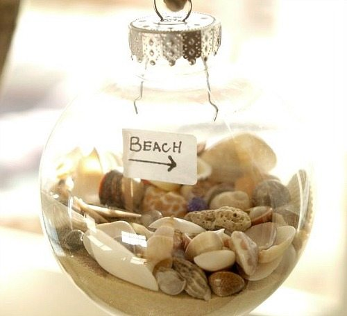 Tropical Christmas Party Ideas.Beach Christmas Decorations Ideas Inspired By Sea Sand Shells