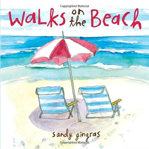 Beach Books by Sandy Gingras
