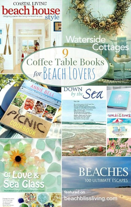 Beach Coffee Table Books