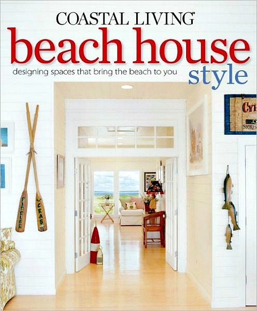 Beach House Style Decorating Book