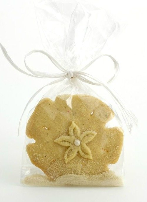 Sand Dollar Cookie Gift