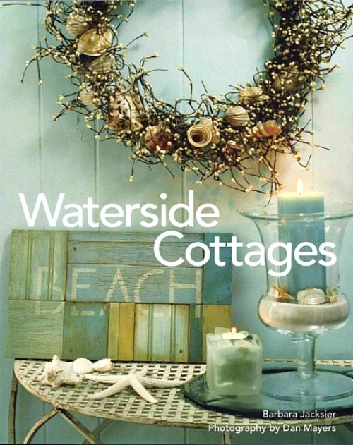 Waterside Cottages | Book by Barbara Jacksier