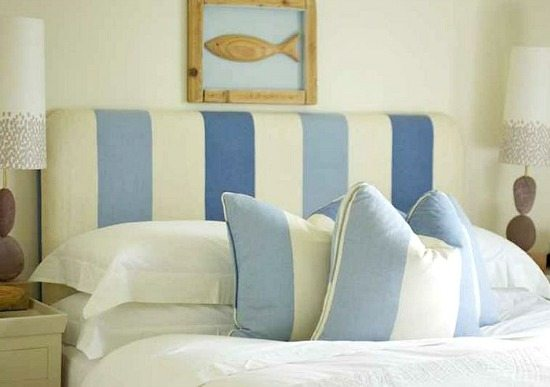 Cabana Stripe Headboard