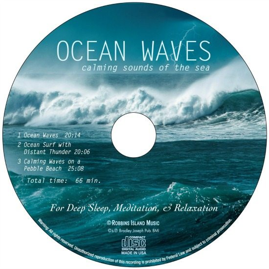 Ocean Sounds CD