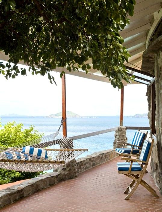 Stone House Terrace with Ocean Views Bequia