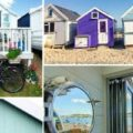 Beach Hut Rentals in England