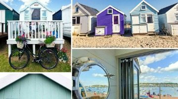 Some Like it Hut -Beach Hut Rentals in England