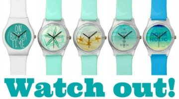 Watch Out! These Beach Watches Do Wonders