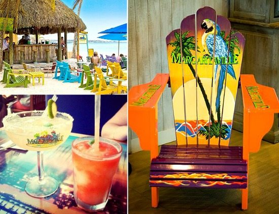 Margaritaville Beach Destinations