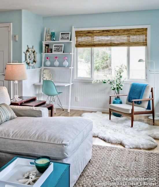 The Perfect Marriage Light Blue Amp Natural Beachy